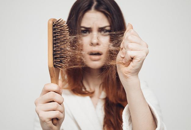 Hair loss solution in Hindi
