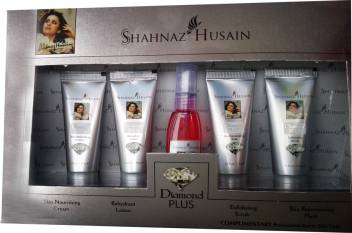 SHAHNAZ HUSAIN Diamond PLUS Facial Kit