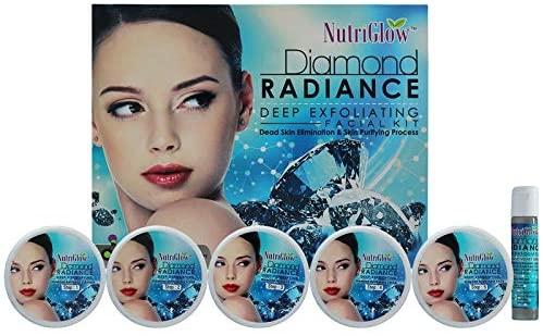 NUTRIGLOW Diamond Radiance Facial Kit