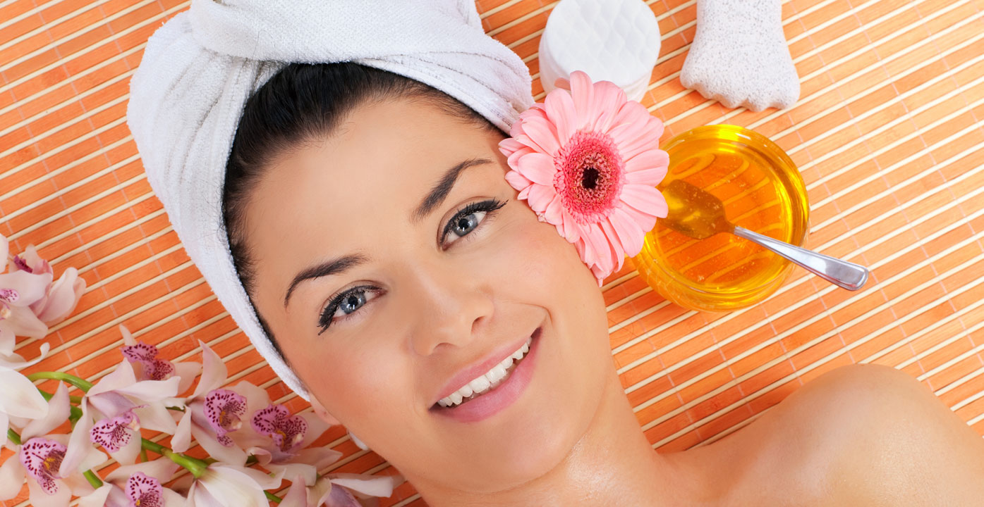 FLOWER FACE PACK FOR GLOWING SKIN