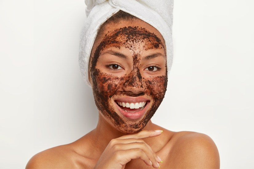 coffee face pack benefits