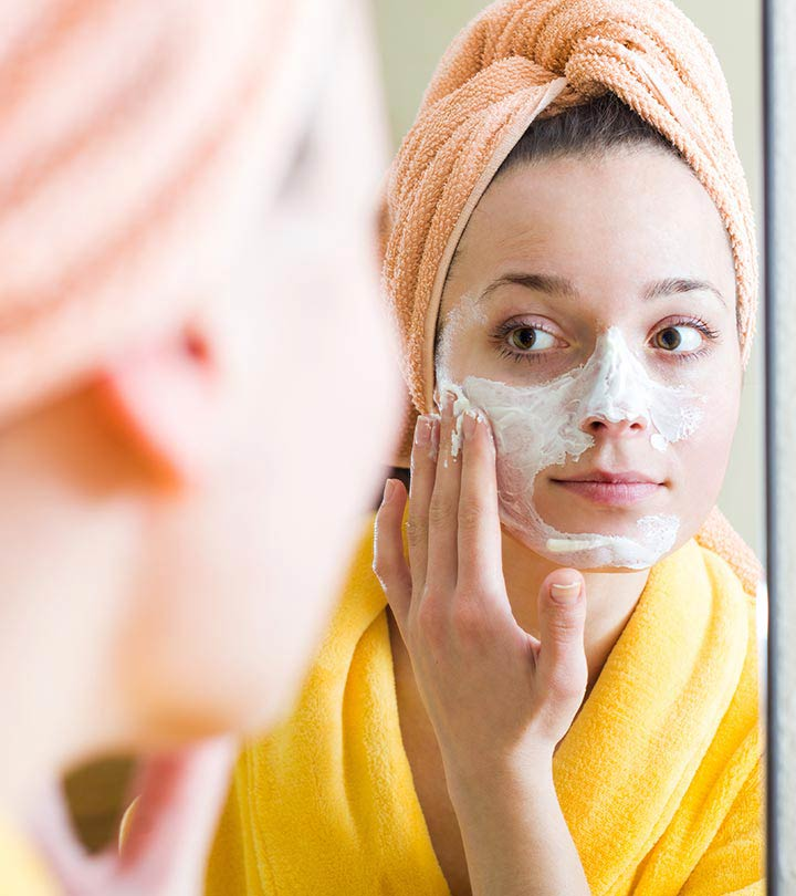 CURD FACE PACK BENEFITS