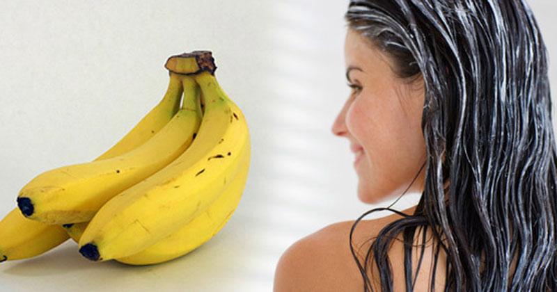 banana pack for bouncy hair