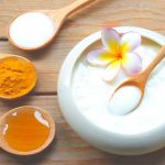 CURD FOR FACIAL LIKE GLOW